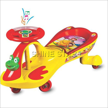 KGC PA MAGIC CAR FROG MUSICAL