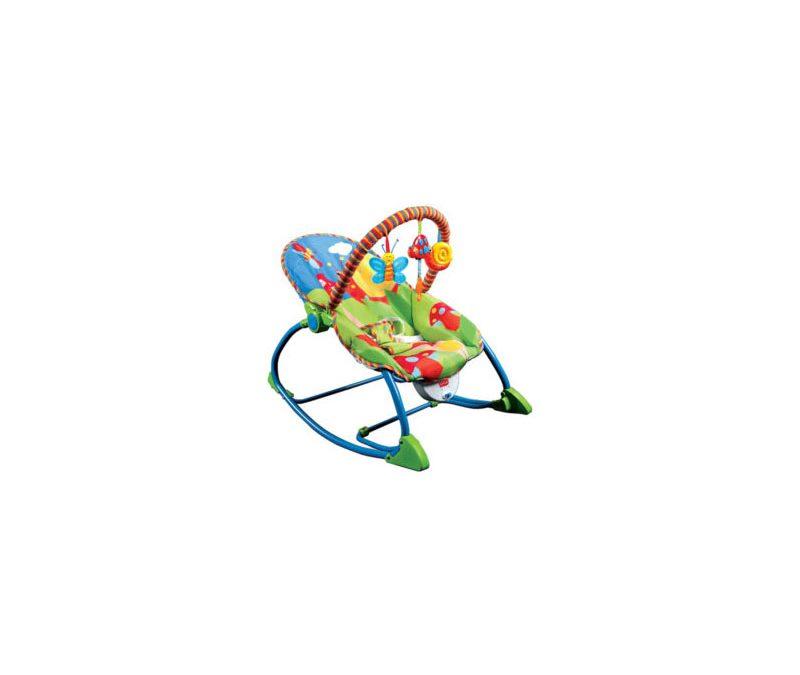Butterfly Toddler Rocker